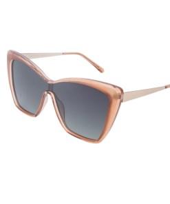 Ochelari de soare verzi, pentru dama, Daniel Klein Trendy, DK4302-3