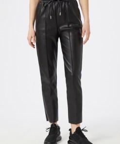 NA-KD Pantaloni eleganți negru