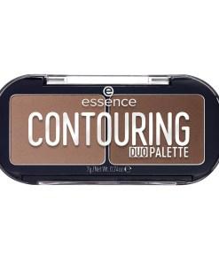 Paleta Contur Essence Contouring Duo Palette 20