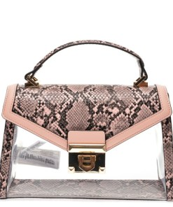 Poseta ALDO roz, Cathays690, din piele ecologica