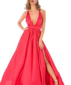 Rochie lunga dama BBY rosie