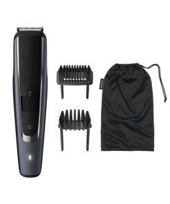 Aparat de tuns barba BT5502/15 - 40 de setari - 0.4-20 mm - Negru