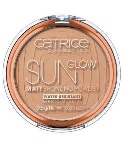 Pudra Bronzanta Catrice Sun Glow Water Resistent Medium Skin