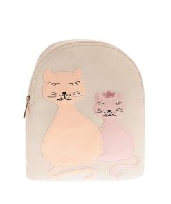 Rucsac cu pisici roz