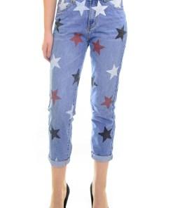 Blugi Bright Star Blue