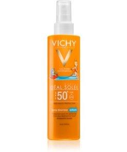 Vichy Ideal Soleil spray pentru protectie solara pentru copii SPF 50+