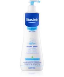 Mustela Bebe Hydra Bebe lotiune de corp hidratanta pentru nou-nascuti si copii