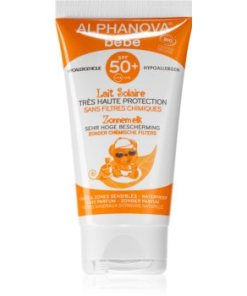Alphanova Sun protectie solara pentru copii SPF 50+