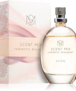 Avon Scent Mix Romantic Bouquet eau de toilette pentru femei