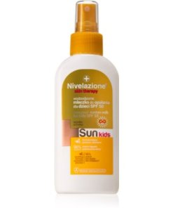 Farmona Nivelazione Sun Lotiune pentru protectie solara , rezistenta la apa, pentru copii SPF 50