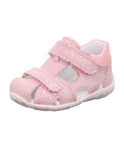 SUPERFIT Pantofi 'FANNI' roz