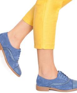 Pantofi dama Zayna Bleu