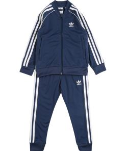 ADIDAS ORIGINALS Set 'SUPERSTAR SUIT' marine / alb