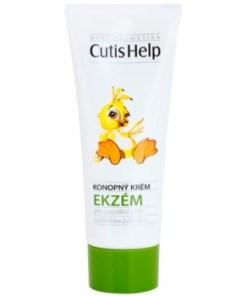 CutisHelp Mimi crema de zi cu canepa pentru eczeme pentru nou-nascuti si copii