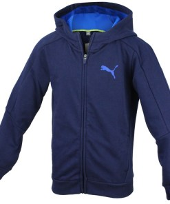 Hanorac copii Puma Hero FZ Hoody FL 83877906