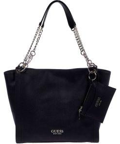 GUESS Shoulder bag Black