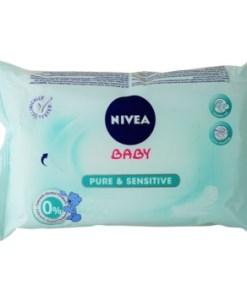 Nivea Baby Pure & Sensitive servetele pentru curatare pentru copii