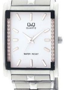 Ceas Dama Q&Q FASHION Model LADY DIAMOND - NEUTRAL BOX Q408-201Y