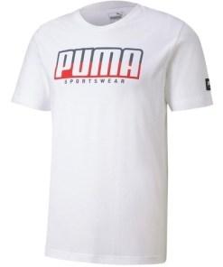 Tricou barbati Puma Athletics Tee Big 58133302