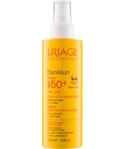 Uriage Bariesun spray pentru protectie solara pentru copii SPF 50+