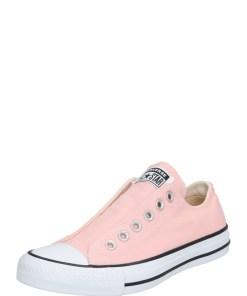 CONVERSE Sneaker low 'CHUCK TAYLOR ALL STAR SLIP - SLIP' alb / roz