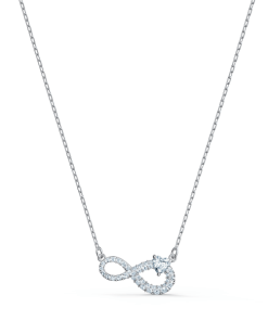 Colier SWA INFINITY:NECKLACE H CRY/CZWH/RHS - 5520576