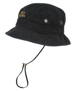 DEUS EX MACHINA Pălărie 'Fisher Bucket' negru