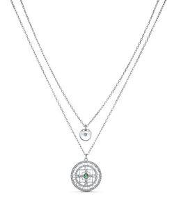 Colier SWA SYMBOL:NECKLACE MANDALA CZWH/RHS - 5541987