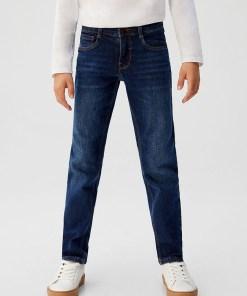 Mango Kids - Jeans copii Jacob 110-164 cm UPYK-SJB001_56X