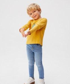 Mango Kids - Jeans copii Diego 80-104 cm UPYK-SJB006_54X