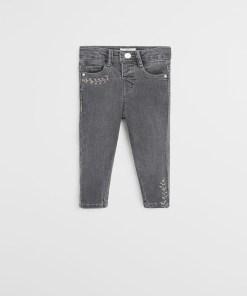 Mango Kids - Jeans copii Jules 80-104 cm UPYK-SJG00D_90X