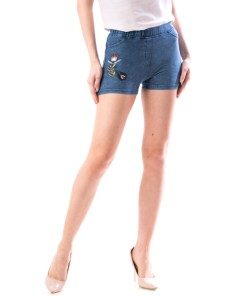 Pantaloni Scurti Dama Bzcty156 Bleumarin