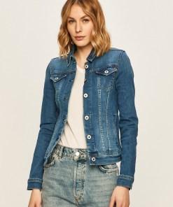 Pepe Jeans - Geaca jeans Thrift PPYK-KUD09J_55X