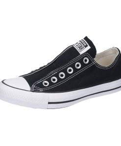 CONVERSE Sneaker low negru / alb
