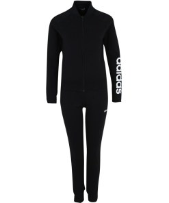 ADIDAS PERFORMANCE Costum de trening 'WTS NEW CO MARK' negru / alb
