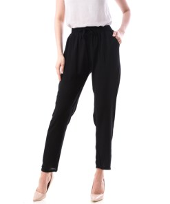 Pantaloni Dama Bumbac Shenxy Negru