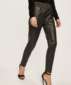 Answear - Pantaloni BBYK-LGD00C_99X