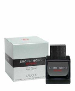 Apa de toaleta Lalique Encre Noire Sport, 100 ml, pentru barbati