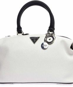 """GUESS Hand bag """"Narita"""" White"""