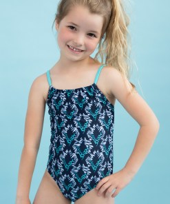 Costum de baie intreg Aqua, pentru fetite