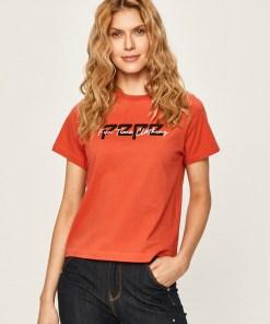 Pepe Jeans - Tricou PEARL PPYK-TSD0ZO_33X
