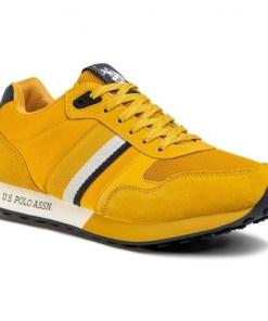 Pantofi sport barbati US POLO ASSN Julius2 FLASH4088S9SN2-YEL