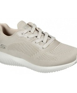 Pantofi sport femei Skechers Bobs Squad Tough 32504NAT