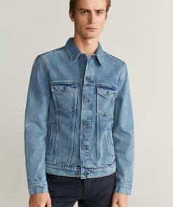 Jacheta din denim Ryan 2432073