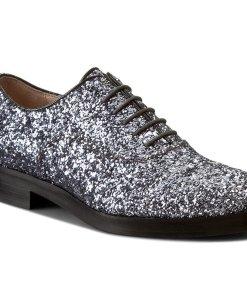 Pantofi Furla Argintiu