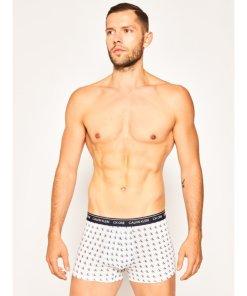 Boxeri Calvin Klein Underwear Alb