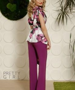 Pantaloni Pretty Girl Special Treat Purple