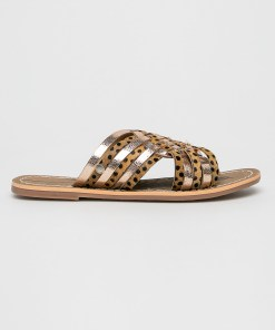 Pepe Jeans - Papuci PP84-OBD34K_GLD