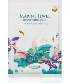 Shangpree Marine Jewel mască textilă iluminatoare SHPMAJW_KMSK16