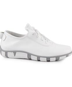 pantofi femei luca di gioia albi din piele 2589dp722a 16095